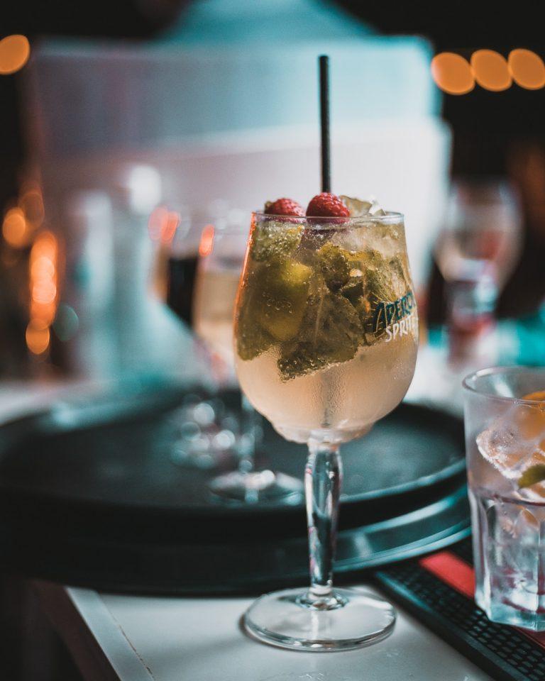 Un délicieux cocktail