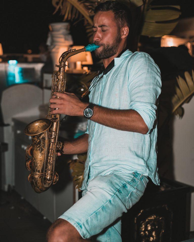 Soirée Jazz & Blues à l'hôtel.