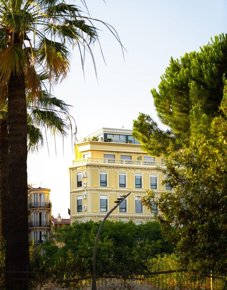 Pour passer un séjour de rêve à Nice.
