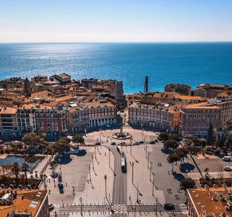 Profitez de votre passage à l'hôtel Aston La Scala pour découvrir les merveilles de Nice.
