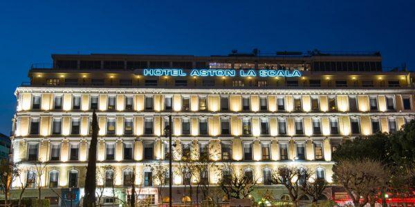 Bienvenue à l'hôtel Aston La Scala, 4 étoiles de charme à Nice.
